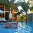 Hồ bơi - Vĩnh Hưng Riverside Resort