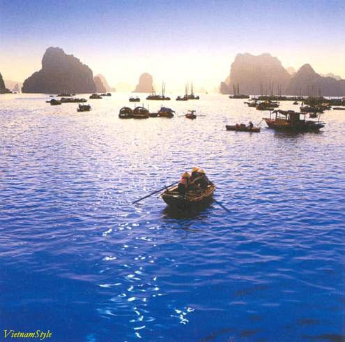 10 Thắng cảnh đẹp nhất Việt Nam trong mắt du khách quốc tế. 8