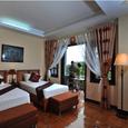 Phòng ngủ - Khách Sạn Eden Sapa