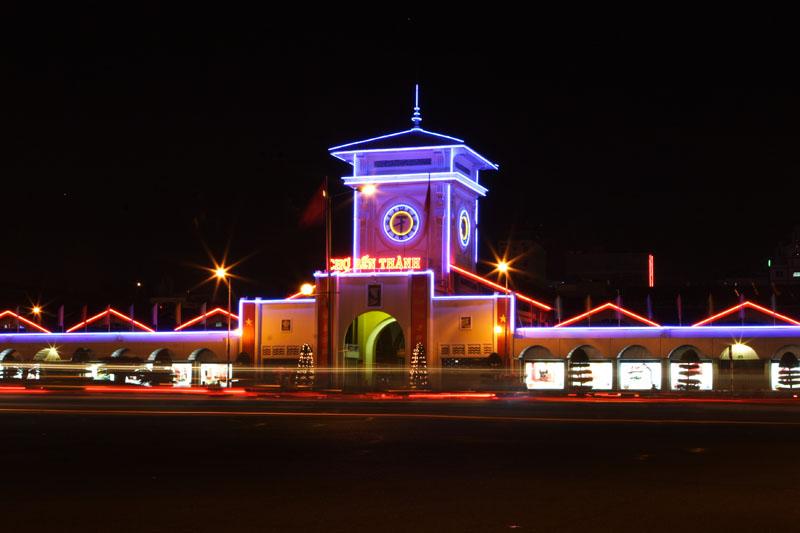 Khách sạn Hoàng Nam - Chợ Bến Thành