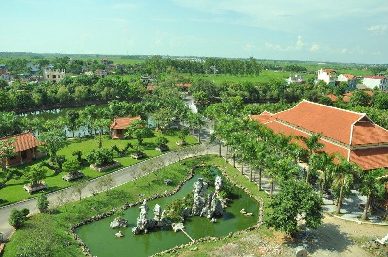 10 Resort lí tưởng gần Hà Nội 4