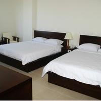 Phòng giường đôi - Khu du lịch Hòn Rơm 1