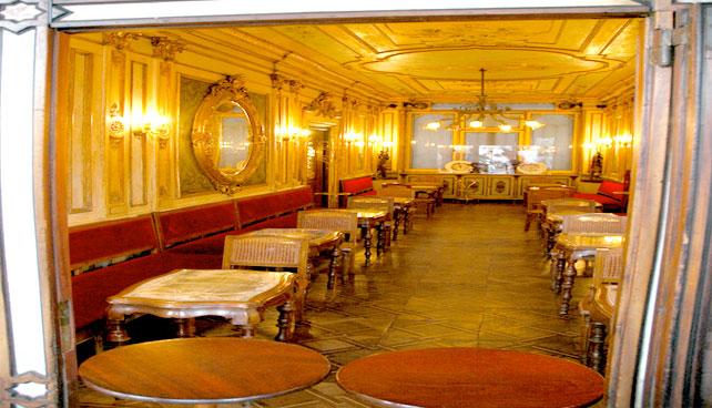 Cà phê Central, Vienna