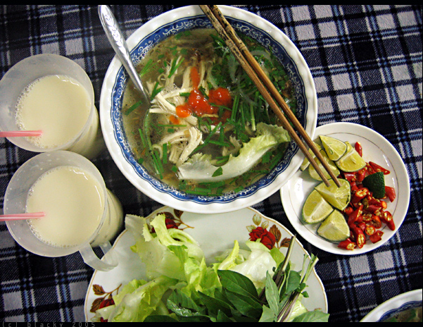 am long dem da lat 5 Cách ăn dân dã tại Đà Lạt