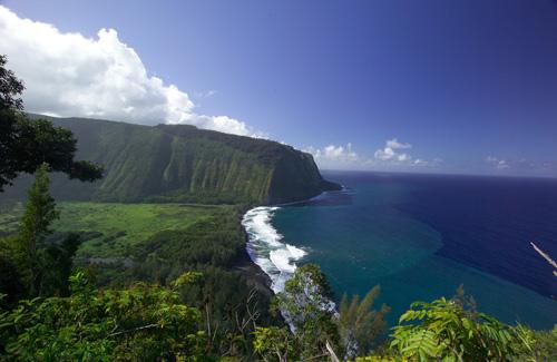 10 địa địa điểm ngắm cảnh đẹp nhất ở Hawai 1