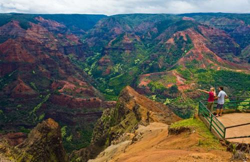 10 địa địa điểm ngắm cảnh đẹp nhất ở Hawai 3