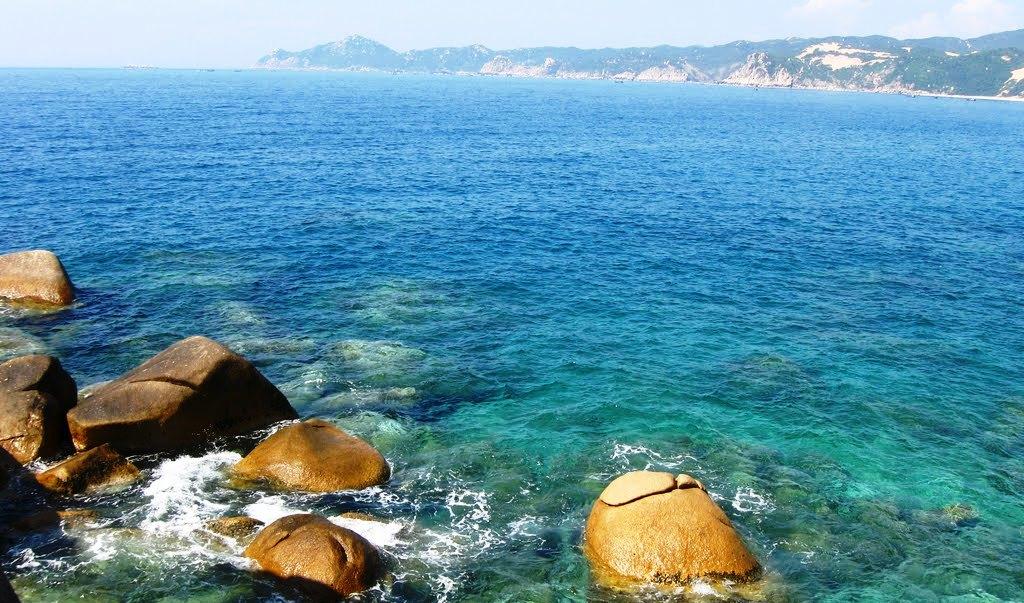 Vịnh Vân Phong - hoang sơ và độc đáo 1