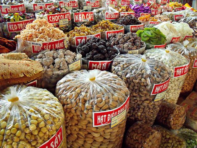 Ba ngôi chợ đặc sắc nhất Việt Nam 3