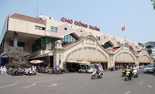 Ba ngôi chợ đặc sắc nhất Việt Nam 6