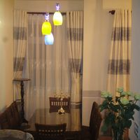 Phòng khách - Villa Du Lac Dalat