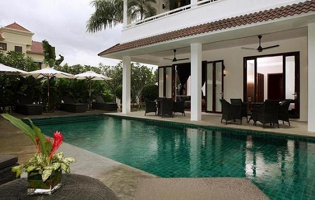Những khu nghỉ dưỡng đẳng cấp ở Sài Gòn 4