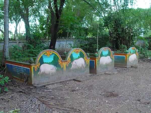 Chùa Đất Sét - ngôi chùa độc nhất vô nhị ở Sóc Trăng 2