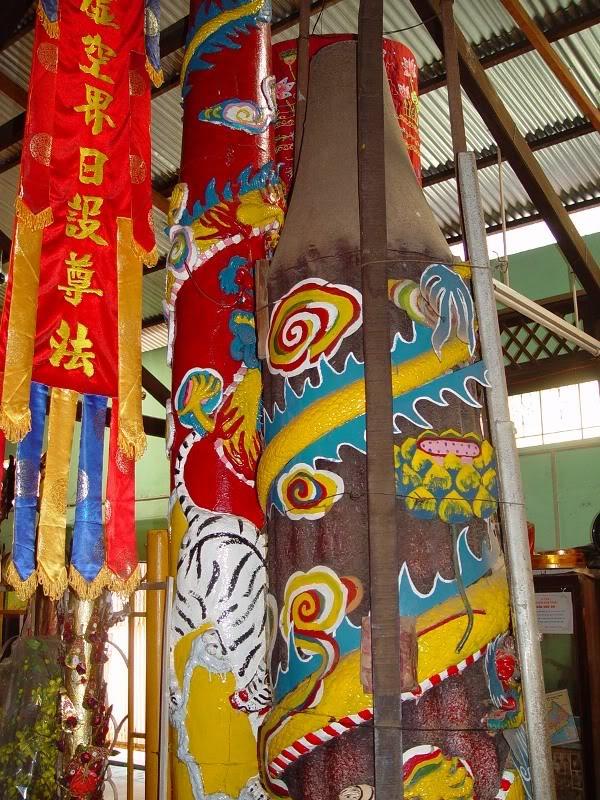 Chùa Đất Sét - ngôi chùa độc nhất vô nhị ở Sóc Trăng 8