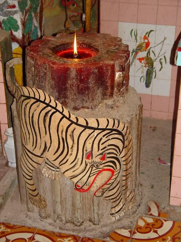 Chùa Đất Sét - ngôi chùa độc nhất vô nhị ở Sóc Trăng 6