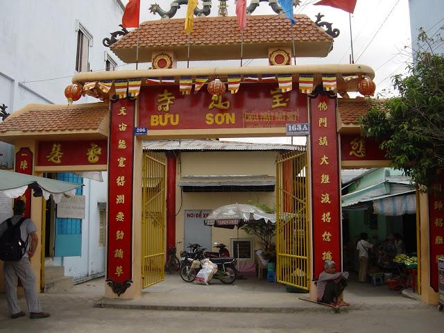 Chùa Đất Sét - ngôi chùa độc nhất vô nhị ở Sóc Trăng 1