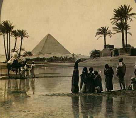 Khu lăng mộ Giza kì bí ở Ai Cập 1