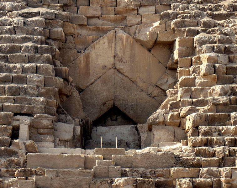 Khu lăng mộ Giza kì bí ở Ai Cập 3