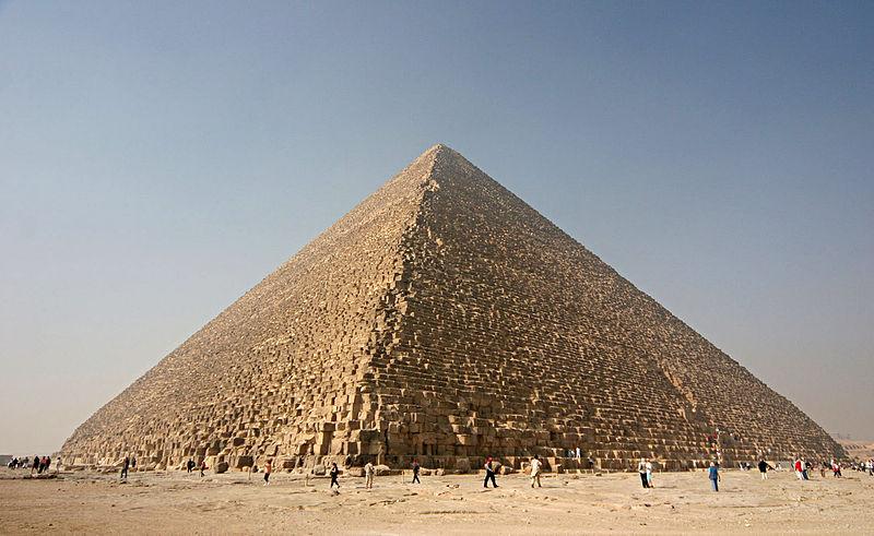 Khu lăng mộ Giza kì bí ở Ai Cập 2