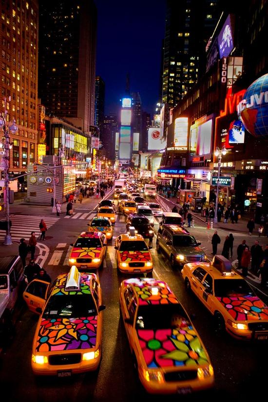 Những góc nhỏ đầy màu sắc ở New York 4