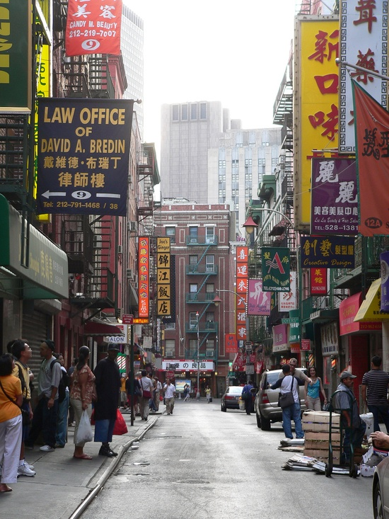 Những góc nhỏ đầy màu sắc ở New York 8