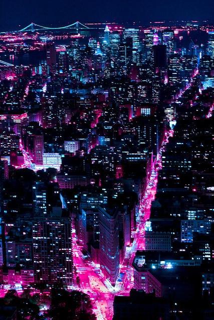 Những góc nhỏ đầy màu sắc ở New York 1