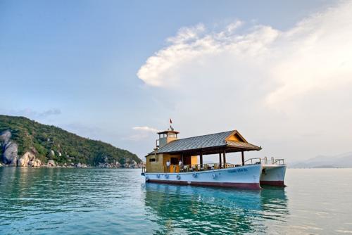 An Lâm Ninh Vân Bay, thiên đường ẩn hiện nơi hạ giới 5