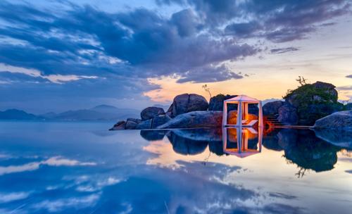 An Lâm Ninh Vân Bay, thiên đường ẩn hiện nơi hạ giới 1