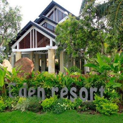 Eden Resort Ph Quc, vin ngc qu trn o ngc xinh p