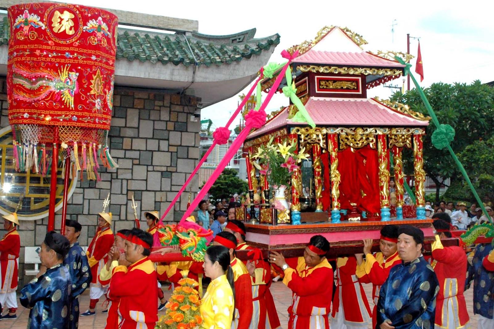 Châu Đốc chuẩn bị cho Lễ hội vía Bà Chúa Xứ núi Sam 9