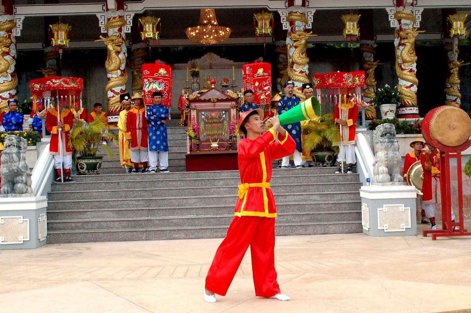 Châu Đốc chuẩn bị cho Lễ hội vía Bà Chúa Xứ núi Sam 2