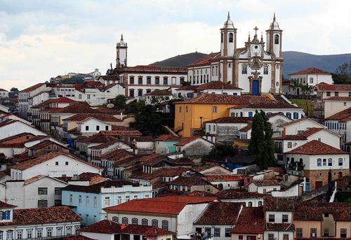 Thị trấn Ouro Preto
