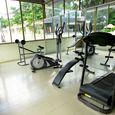 Phòng gym - Khách sạn Fortuneland Cần Thơ