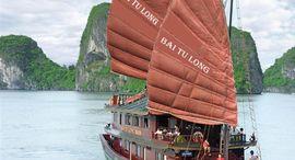 Du thuyền Bái Tử Long Junk