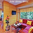 Phòng khách - Khách sạn Sapphire Sài Gòn