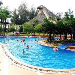 Lazi Beach Resort & Spa - Mỏm Đá Chim Resort