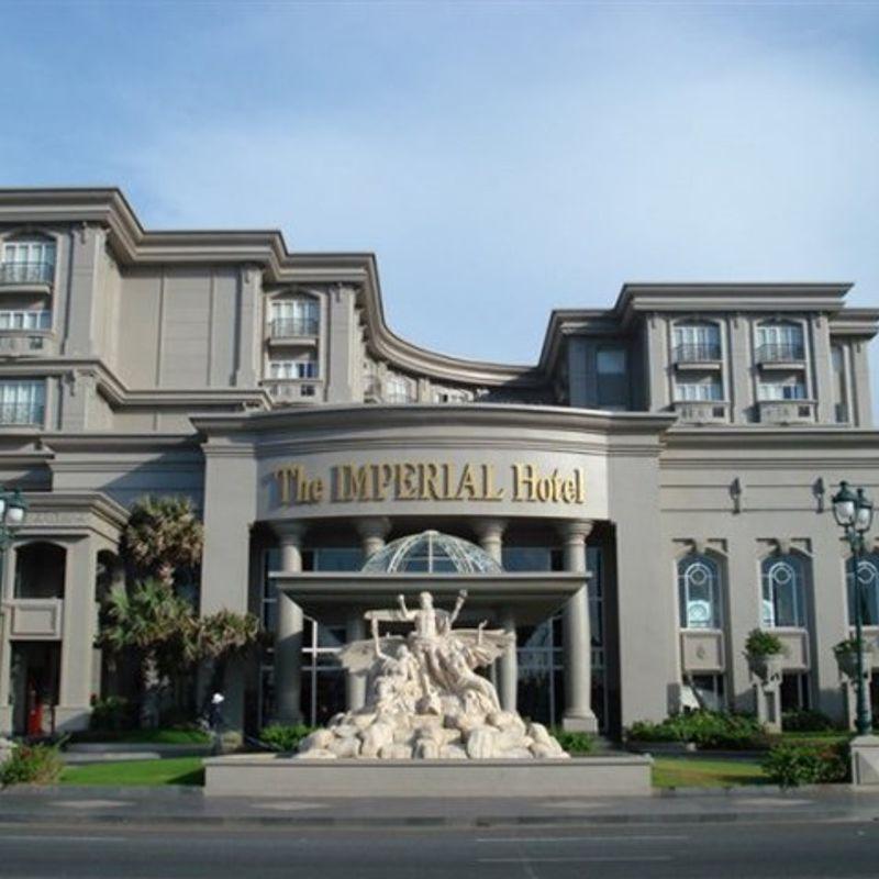 Khách sạn Melia Hà Nội 5 sao cao cấp