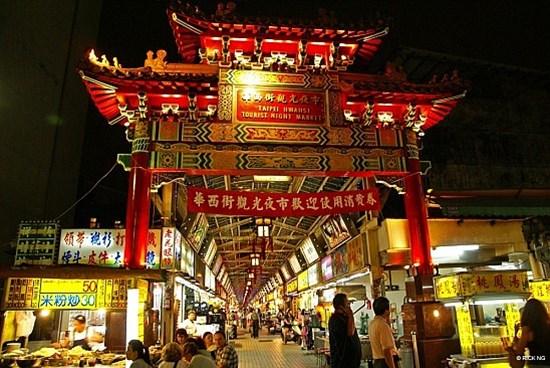Khám phá văn hóa chợ đêm Đài Loan 3