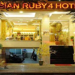 Khách Sạn Asian Ruby Central Sài Gòn (Ruby 4)