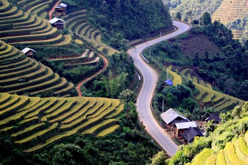Những con đường đèo nguy hiểm nhưng đẹp nhất Việt Nam (P.2)
