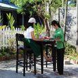 Restaurant - East West Villas