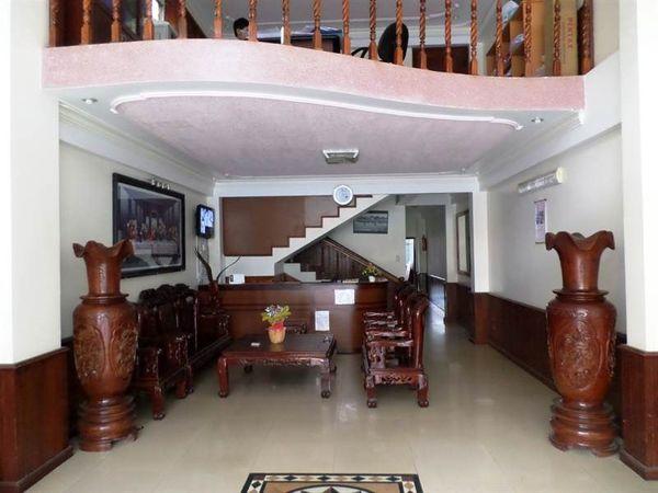 Sảnh lễ tân 65717 - Khách sạn Tường Vy Đà Lạt