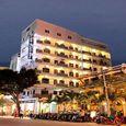 Ngoại cảnh khách sạn - Khách sạn Hà Nội Golden 2 Nha Trang