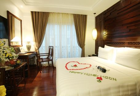 The Palmy Hotel & Spa Hà Nội