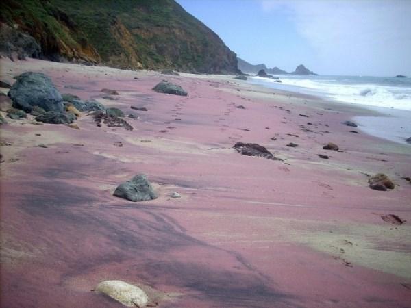 Đâu phải chỉ có những bãi biển cát vàng 6