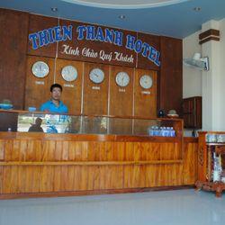 Khách sạn Thiên Thanh Quảng Bình