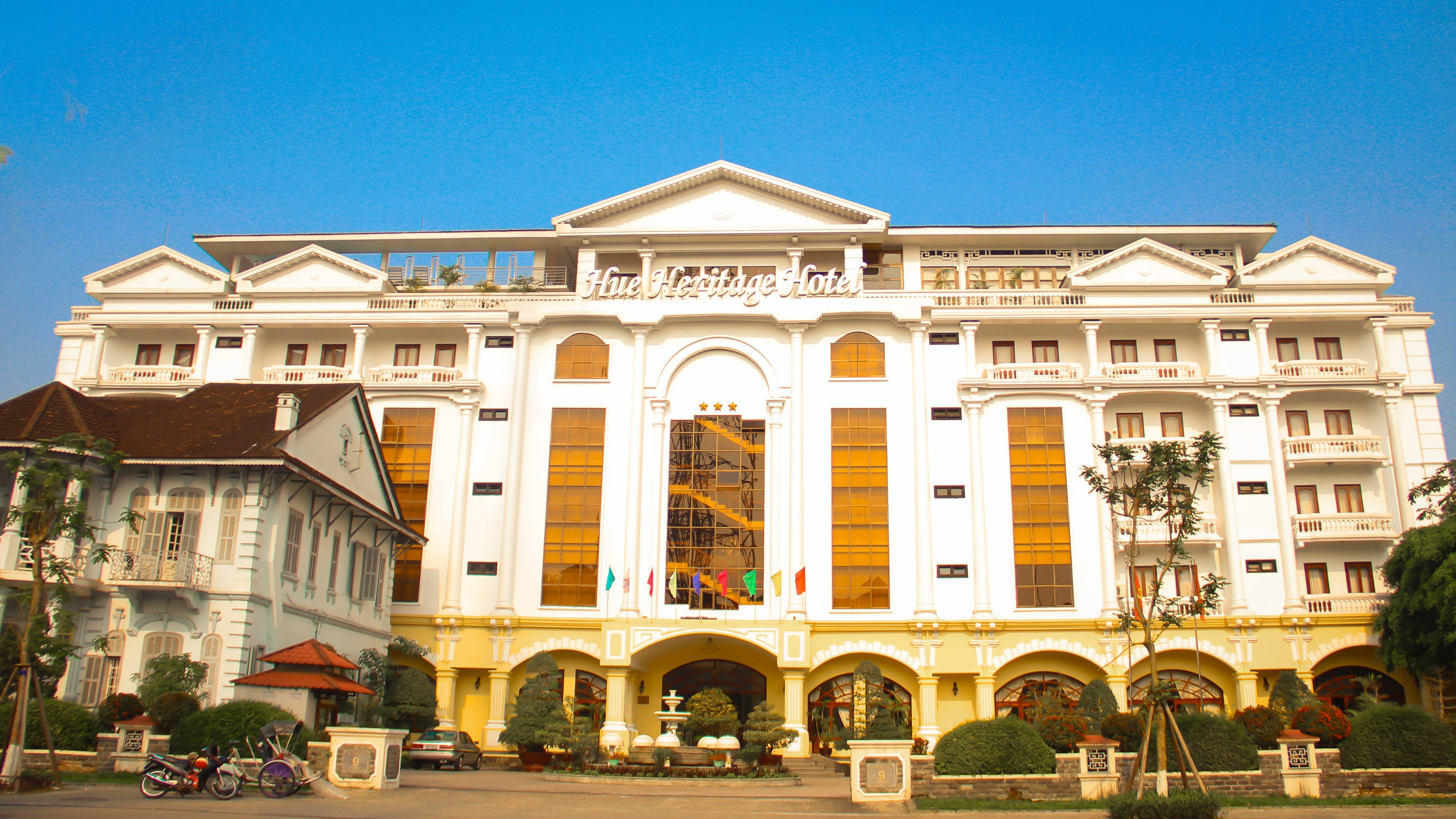 Kết quả hình ảnh cho Khách sạn Thuận Hoá Huế