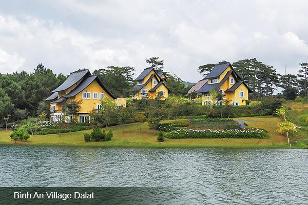 Hồ Tuyền Lâm - Điểm hẹn tình yêu
