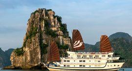 Du thuyền Bhaya - Hạ Long