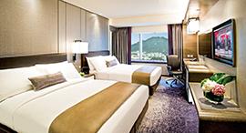 Royal Plaza Hotel - Hồng Kông