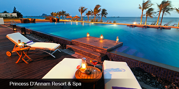 Princess D'Annam Resort & Spa - Phan Thiết
